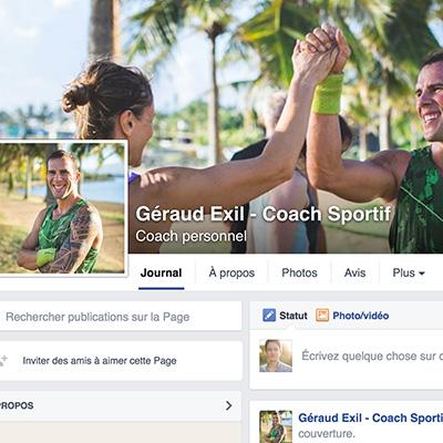 coach sportif noumea geraud exil