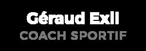 Géraud Exil coach sportif nouméa